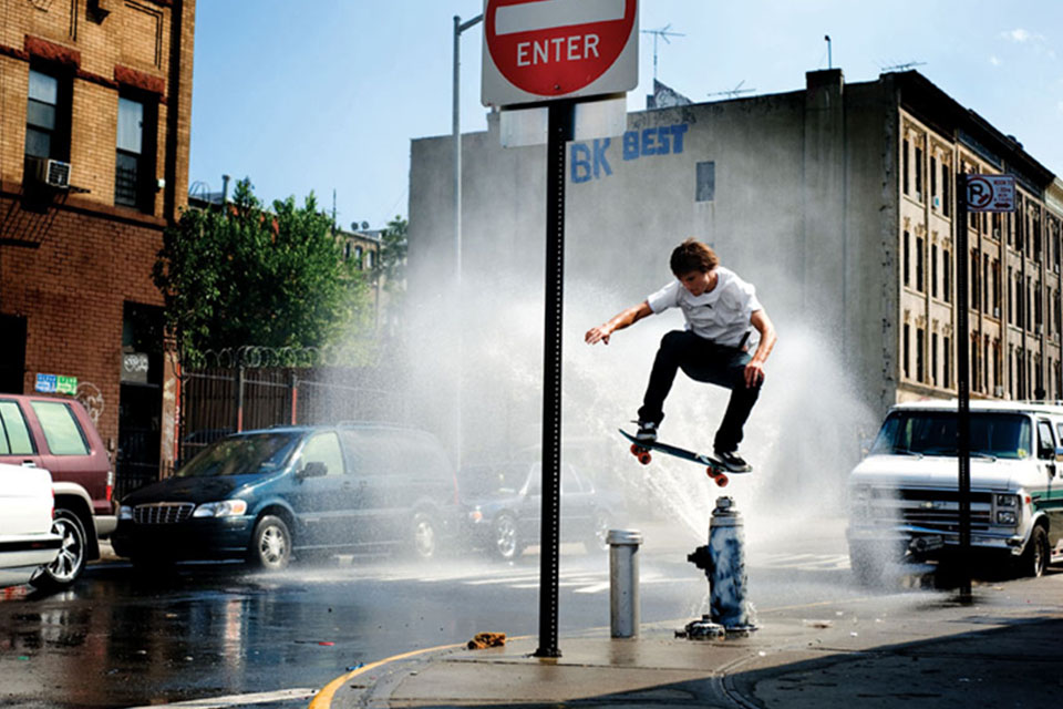 Tipos de Skate: Skate Street