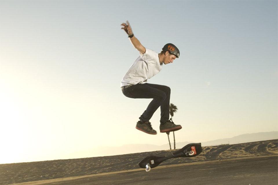 Tipos de Skate: Skate Waveboard