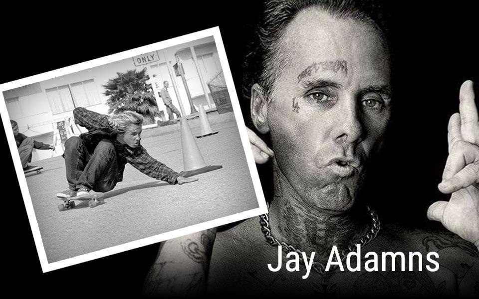Skatistas Famosos: Jay Adams