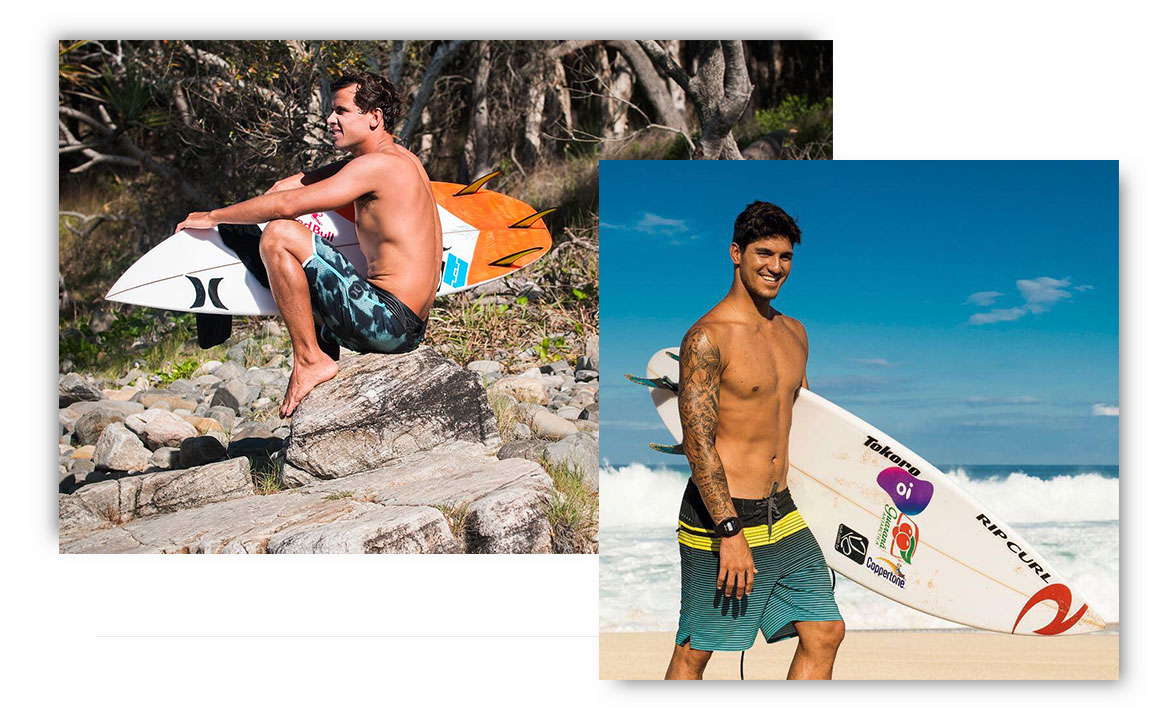 bermuda de surf roupa ou equipamento