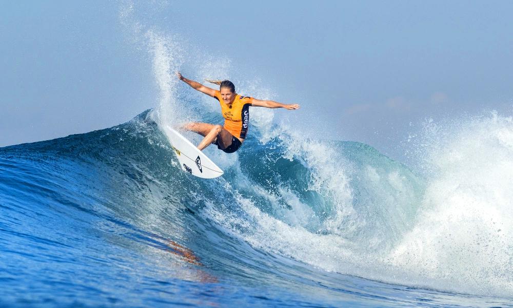 Campeonato de Surf feminino