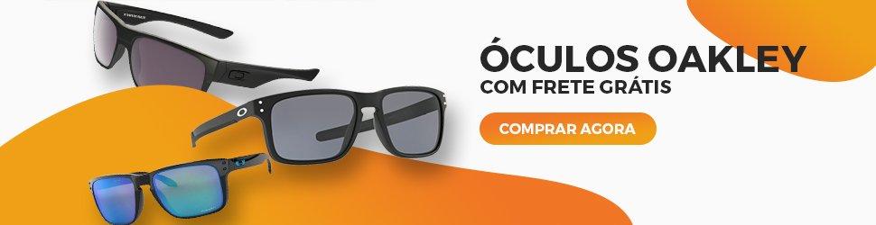 Óculos Oakley com frete grátis só na Hawaii Virtual!