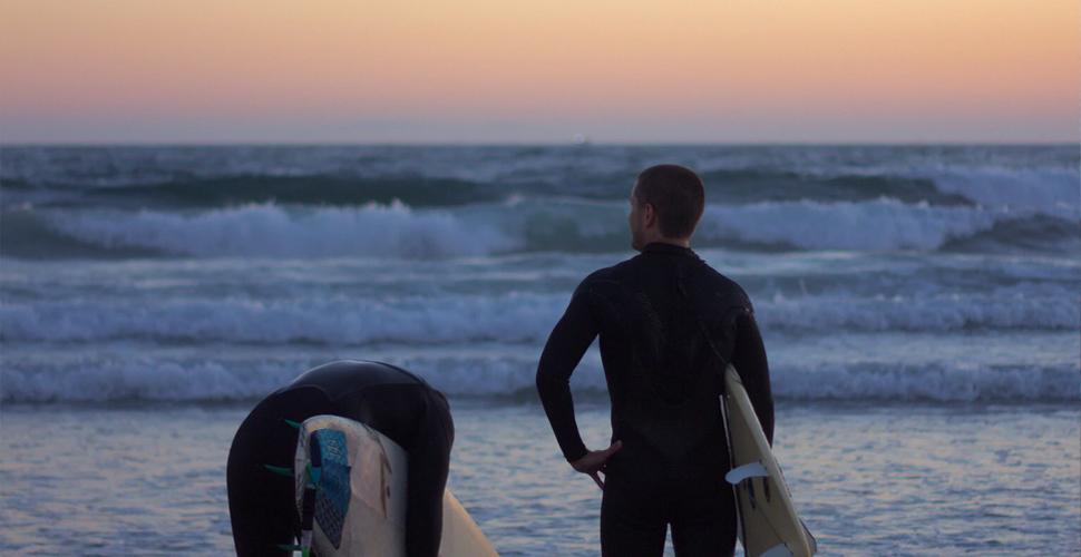 Roupas de Borracha para surf
