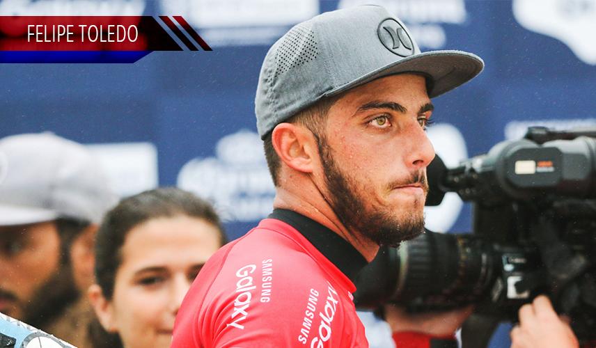 Felipe Toledo - Surfista Profissional
