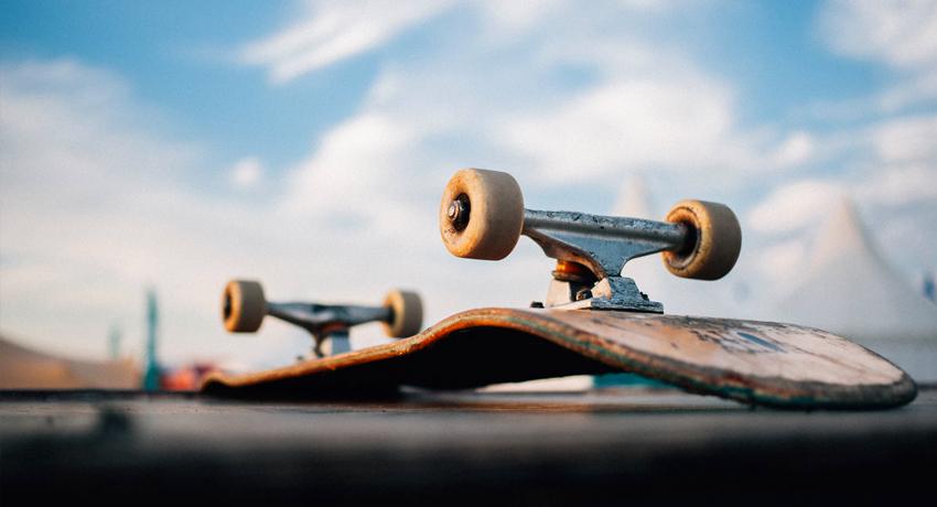 Truck de Skate